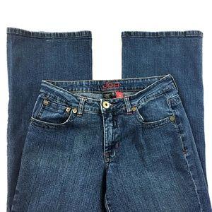 Jag Jeans medium wash straight leg stretch (C471)